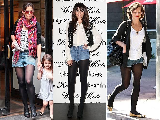 looks com shorts e meia calça http://www.cantinhojutavares.com