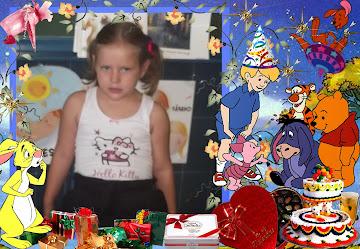 Cumpleaños de Yurema.