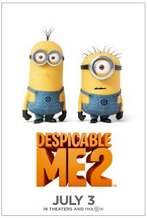 Despicable Me 2 2013 3D HSBS 1080p Bluray x264 – YIFY