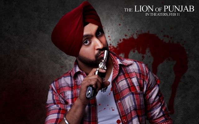 Lion of Punjabi Wallpaper