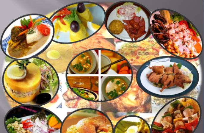 La cultura peruana gastronomia for Comida francesa en lima