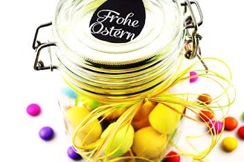 DIY: Ostern im Glas