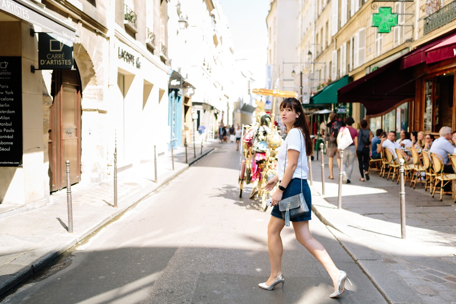 meet me in paree, Blogger a paris, Streetstyle Look of the day, Parisian Style