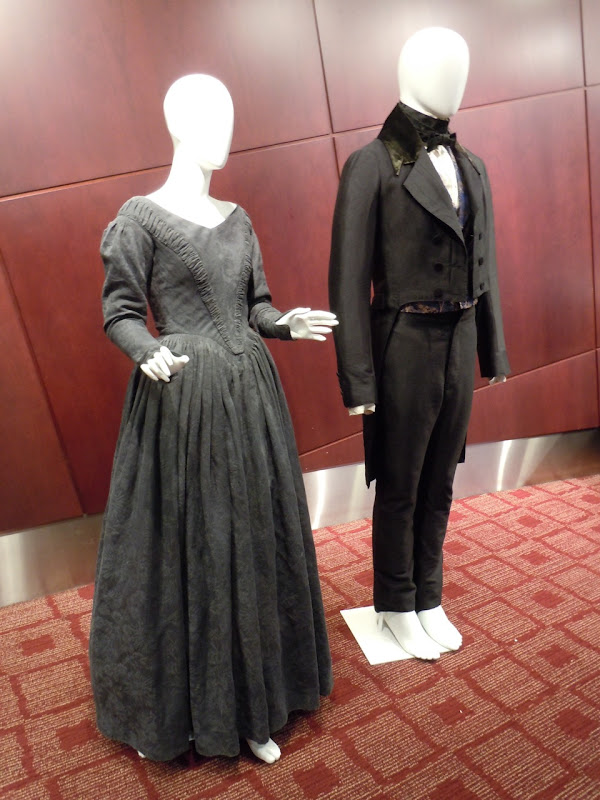Jane Eyre movie costumes 2011