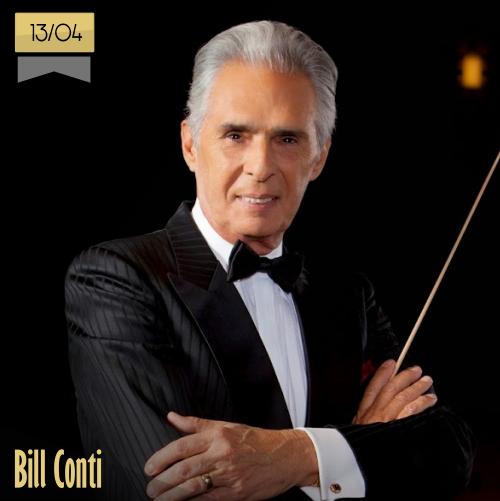 13 de abril | Bill Conti - @MusicaHoyTop | Info + vídeos