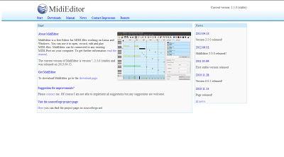 MidiEditor, MIDI Tools