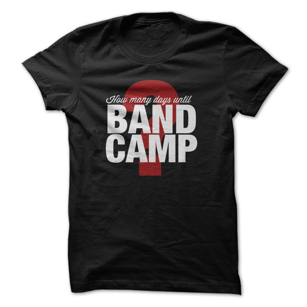 Funny Camping T Shirts