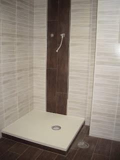 Baldosas sa fotos e imagenes de platos de ducha - Losas imitacion madera ...