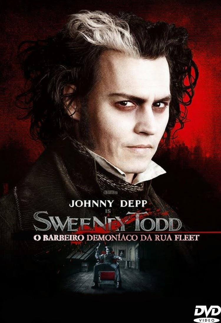 Sweeney Todd: O Barbeiro Demoníaco da Rua Fleet – Legendado (2007)