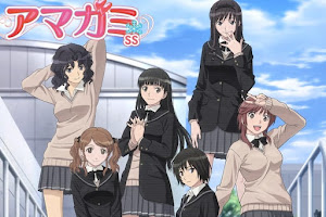 Amagami SS + Plus Complete 720p EngSub MKV