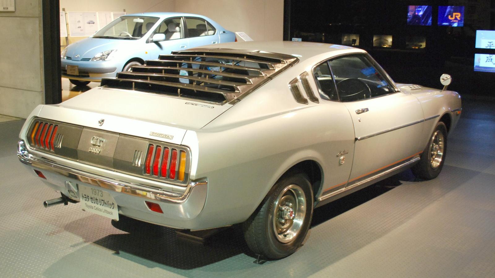 Car Lamley Group: Celica v Camaro v Mustang v Skyline...