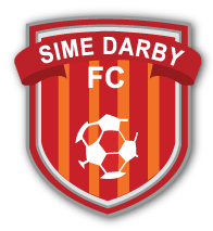animated spinning sime darby fc logo berpusing