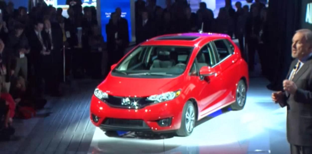Honda Fit 2014-2015