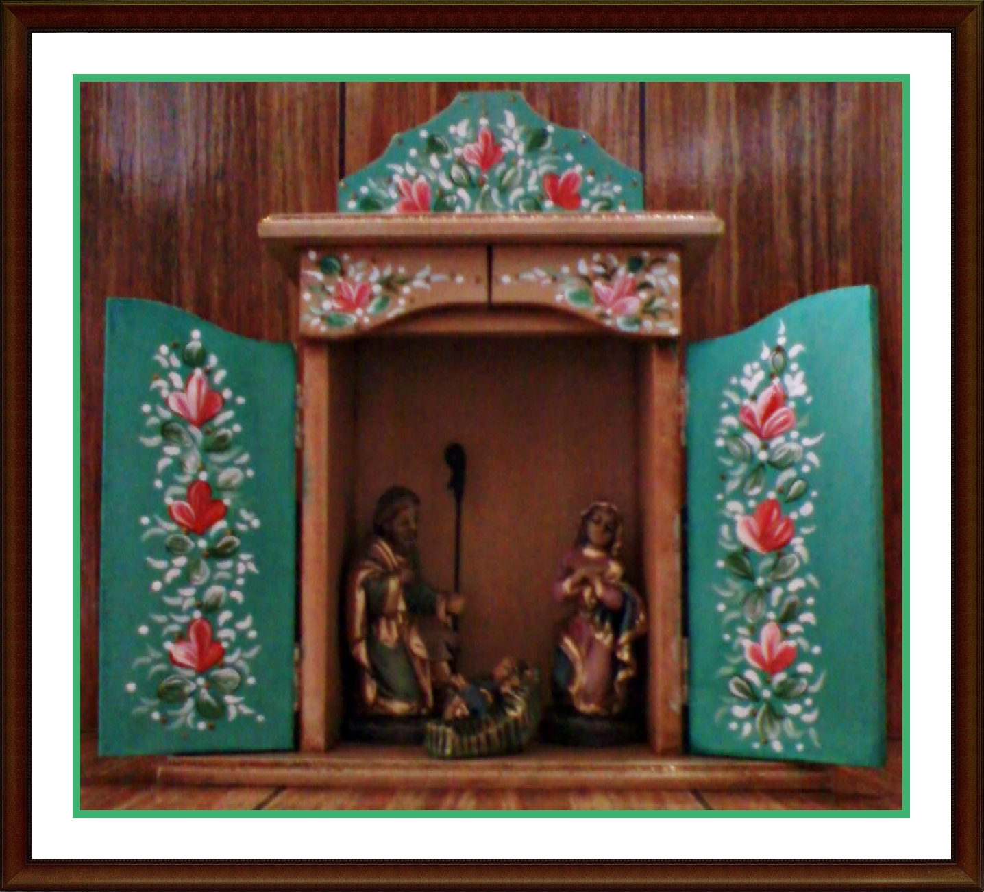 Restaura es e artesanatos por silvana capozzi sagrada - Estilo sagrada familia ...