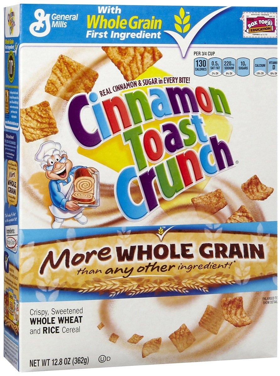 cereal box analysis essay