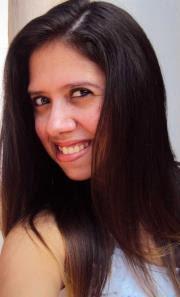 E no blog da Meire sininho....