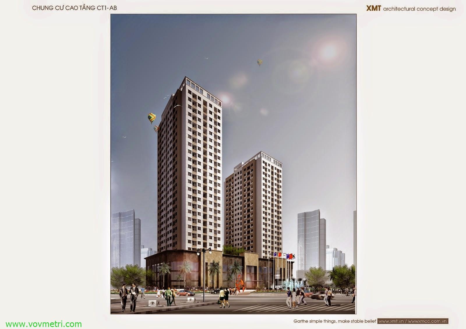 Sắp mở bán căn hộ chung cư Vov
