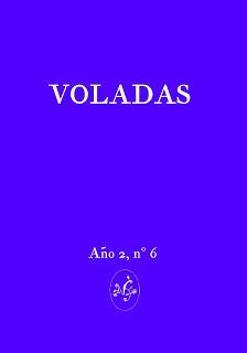 REVISTA VOLADAS Nº 6