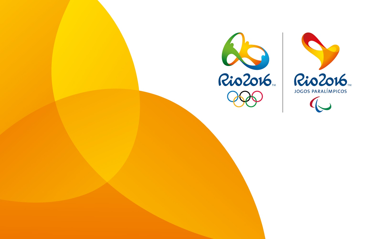 Papel de parede das Olimpíadas de 2016