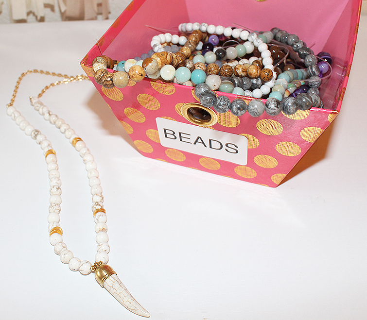 How to Organize Beads