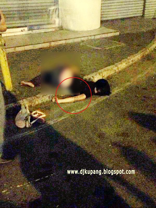Bunuh Diri Terjun Dari Tingkat 6 Centre Point | 09 Mei 2014