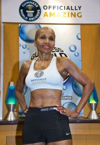 oldest+female+bodybuilder+in+history4 Oldest female bodybuilder in history (10 pics + video)