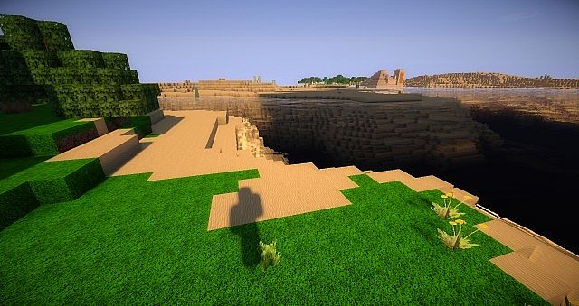 Minecrart : Texture Packs Minecraft 512x Intermacgod Realistic Texture Pack 1.6.2/1.6.1/1.5.2