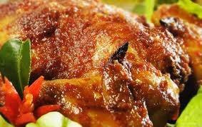 Cara Masak Ayam Panggang Bumbu Sate