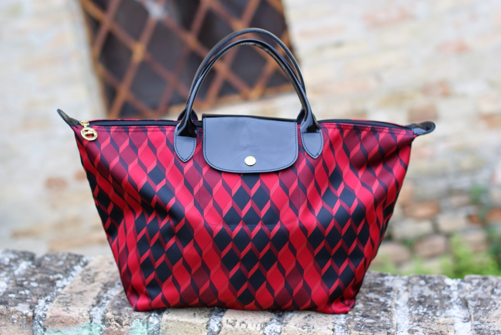 Longchamp Le Pliage bag 2014, Le Pilage handbag, Long Champ handbag,  Fashion and Cookies, fashion blogger