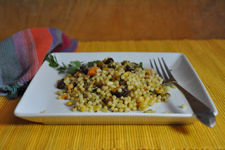Recipe: Moroccan couscous