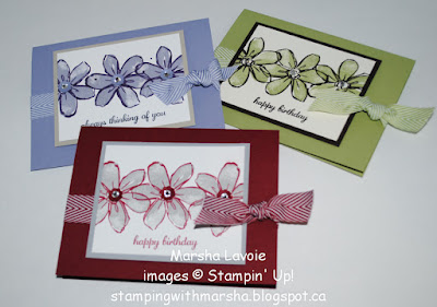 express yourself, stampin up