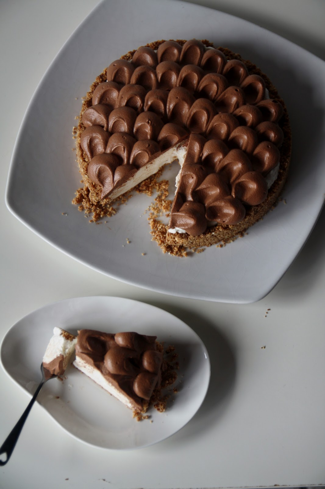 abbastanza Cheesecake al mascarpone e Ferrero Rocher IH51