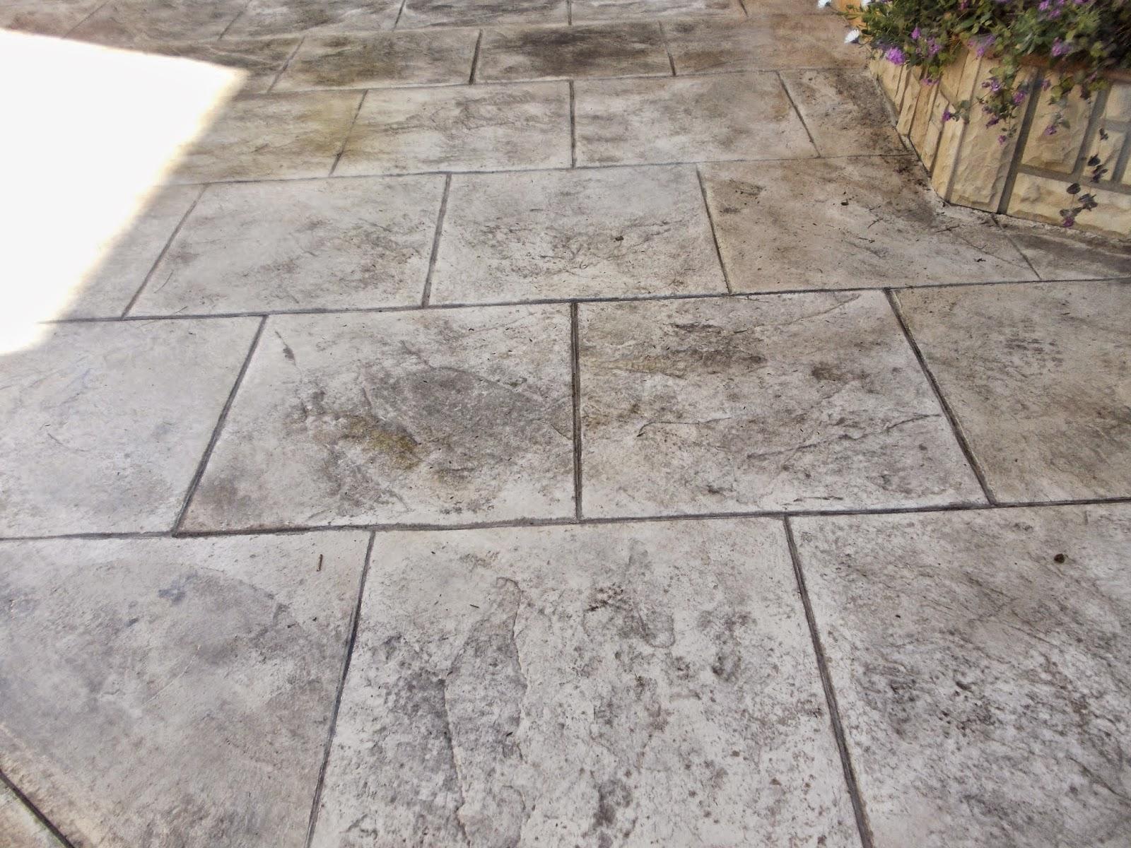 Pavimentos continuos de hormig n hormig n impreso for Hormigon para pavimentos