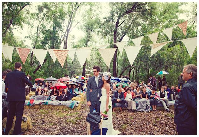 雨だって結婚式の演出のひとつ。雨の日ウェディングを最高の一日にする方法 で紹介している画像