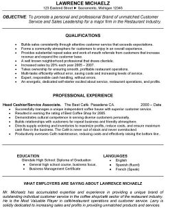 gallery for standard - Standard Resume Format