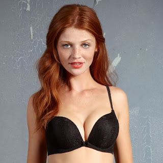 Cintia Dicker Nice Breast In Hot Aerie Lingerie Daywear Fall
