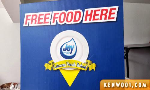 free food here