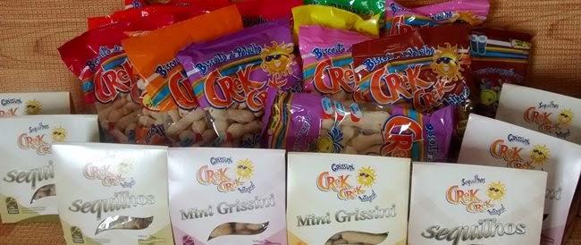 Biscoitos, Glutem, Crek Crek, Recebido, Resenha, Alimentos, Saudável, Polvilho, Publidica,