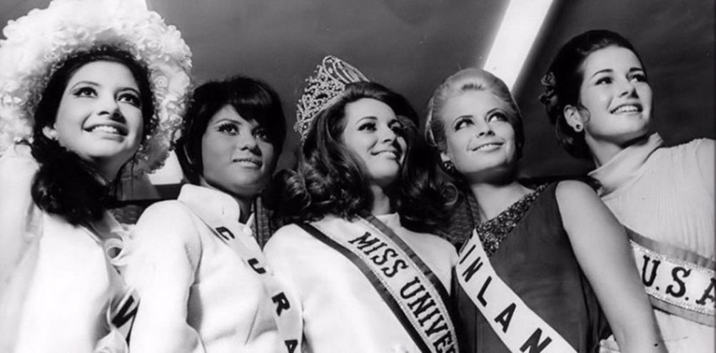 TOP 05 MISS UNIVERSO 1968