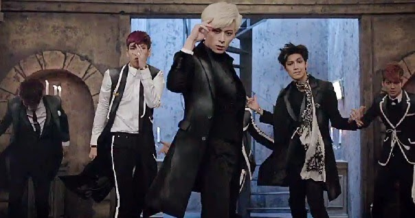 Boyfriend release 'Witch' MV