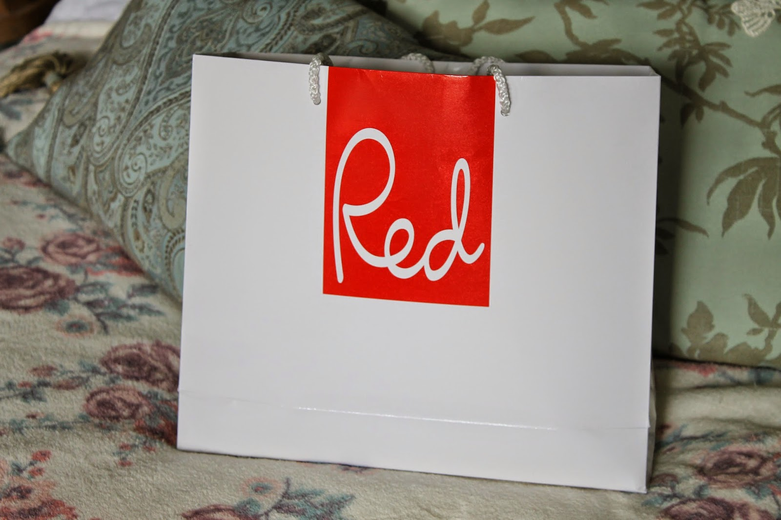 Red Magazine Event Goody Bag