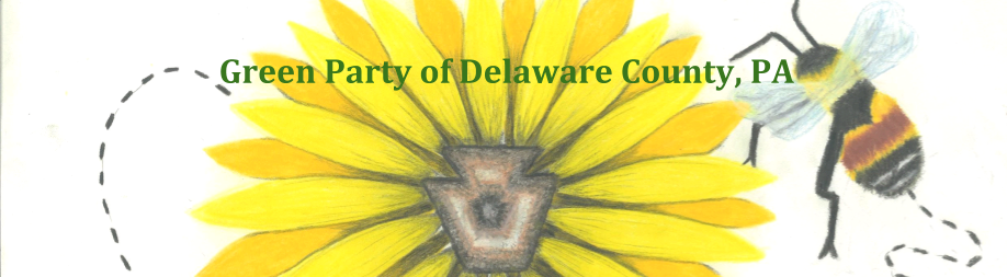 Green Party of Delaware County PA