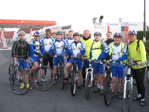 Cyclo club de saintry - Cesson la foret ...