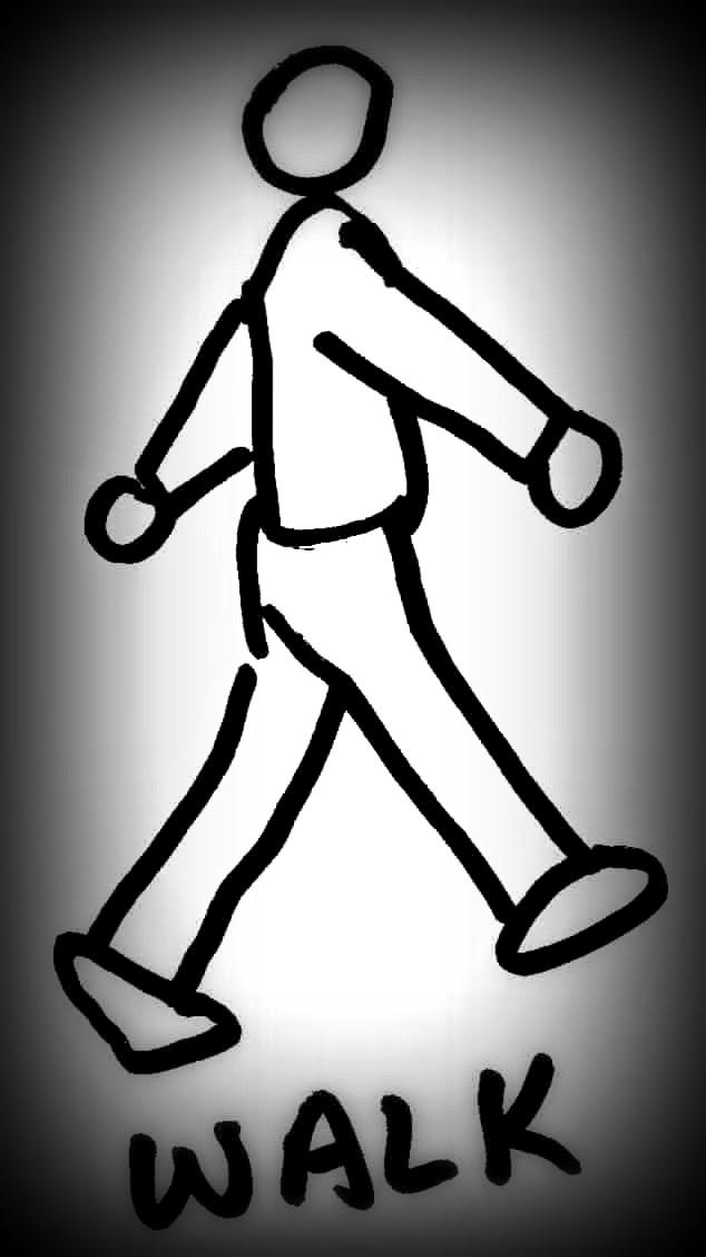 walking, health tips for men, workout