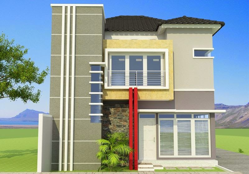 Best 10 desain rumah minimalis modern dan sederhana