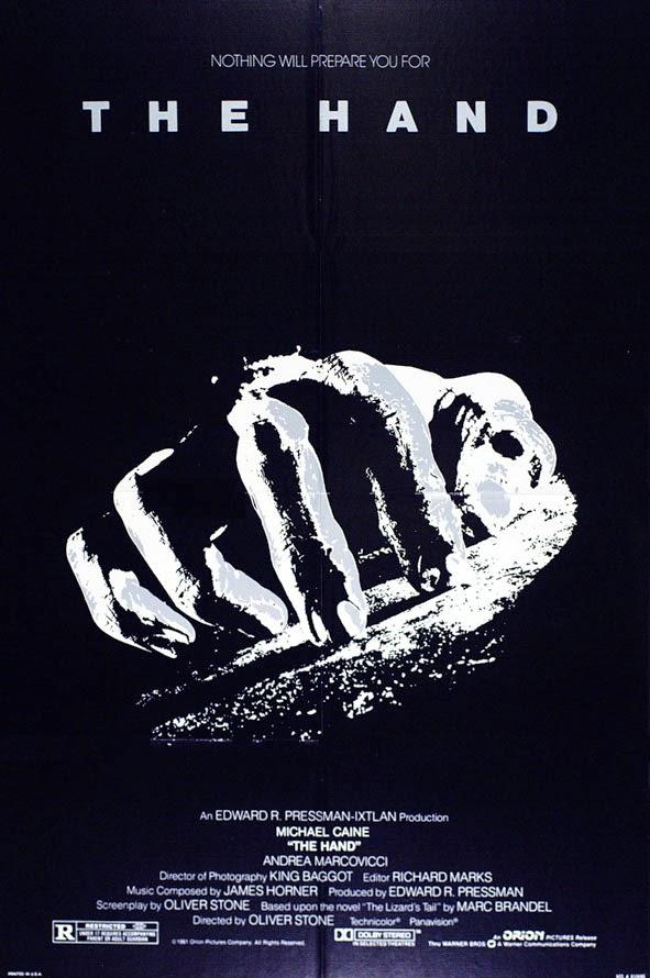 The Hand - Ręka (1981)