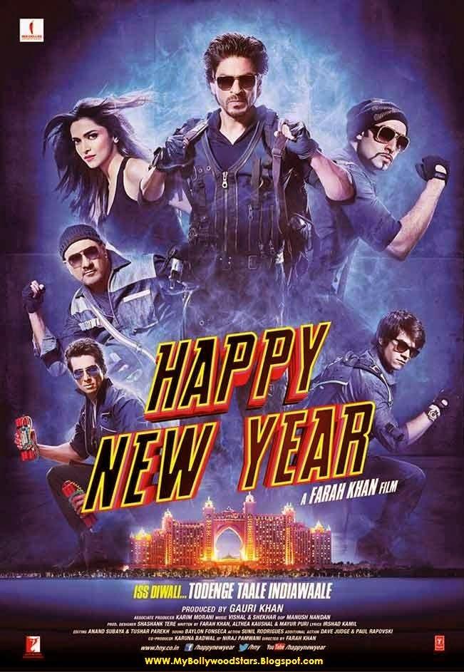 Shahrukh Khan 39 S Happy New Year Hindi Movie Video Songs