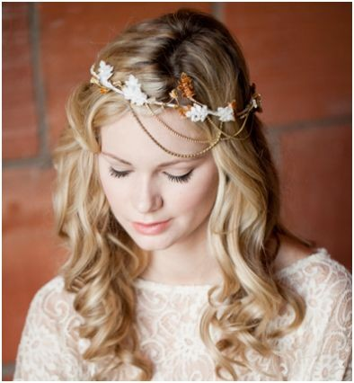 Vintage Amp Lace Weddings Top Wedding Hair Style And