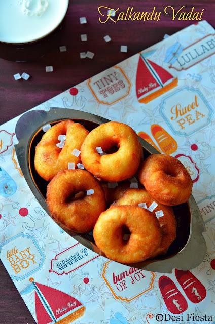 Sweet vadai recipe