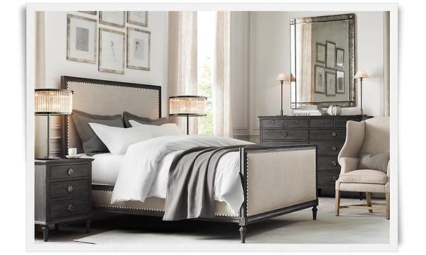 focal point styling retail fave restoration hardware fall 2012 sourcebook. Black Bedroom Furniture Sets. Home Design Ideas